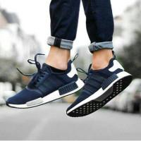 Sepatu Adidas NMD Navy Blue Edition