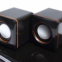 Speaker Box Komputer Laptop USB Murah Suara Mantap PROMO