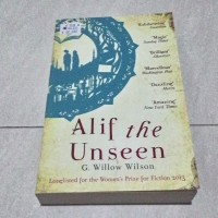 Novel Alif The Unseen by Willow Wilson
