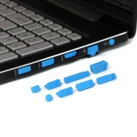 PENUTUP PORT LAPTOP ANTI DEBU / DUST PLUG NOTEBOOK / DUST PROOF LAPTOP