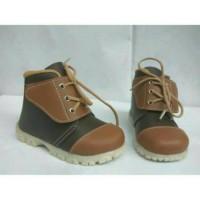 harga Sepatu Bayi Walker Boot Brown Single Strap Rope - Sepatu Anak Boot New Tokopedia.com