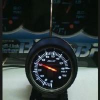 Defi BF Volt Indicator/ Indicator Voltmeter Defi BF Murah