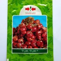 1 Pack 10 Gr Benih Bibit Sayuran Bawang Merah Tuk Tuk Cap Panah Merah