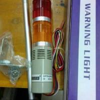 tower light 2 lampu steady/lampu tower light/lampu warning light