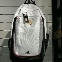 Tas Backpack Adidas Real Madrid Putih Original Asli Murah