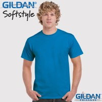 Jual Kaos polos Gildan 6300 Softstyle murah original Bandung Murah