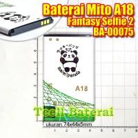 Baterai Mito A18 merek Rakkipanda