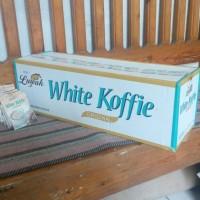 Jual 1 Dus Kopi LUWAK White Koffie Original Kopi Instan Instant Coffee Murah