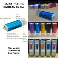 Card Reader Siyoteam SY-662