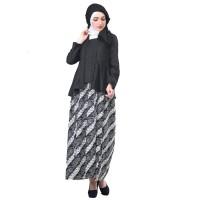 Gamis / Busana Muslim Wanita - SWI 316