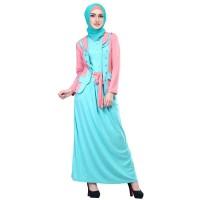 Gamis / Busana Muslim Wanita - SNS 276
