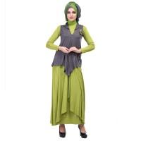 Gamis / Busana Muslim Wanita - SOP 763