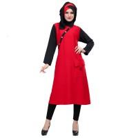 Gamis / Busana Muslim Wanita - SNS 455