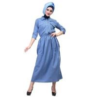 Gamis / Busana Muslim Wanita - SCR 631