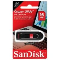 Flashdisk Sandisk 16 Gb Cruzer Glide Usb Flash Drive Original Memory