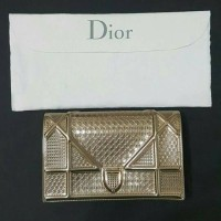 Dior WOC 19cm Gold