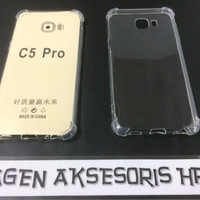 Case ANTI CRACK Samsung C5 PRO 5.2inch Softcase Ultra Clear ANTI SHOCK