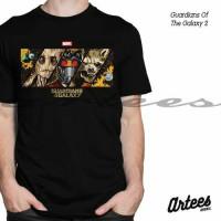 Jual Kaos Guardian Of The Galaxy 2 | Kaos Movie Murah