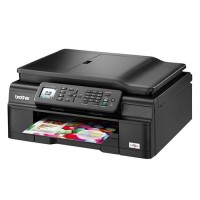 Printer Brother DCP - J200 . Print-Scan-Copy-Fax+ADF