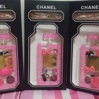 Iphone case 5 5s hardcase full doff moschino