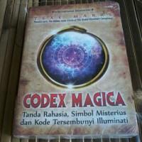 Buku Illuminati | Codex Magica | Texe Marrs