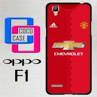 Casing Hardcase Hp Oppo F1 Manchester United 2016 X4257