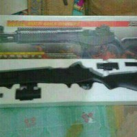 airsoft gun m14 fire