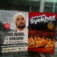 Paket Buku Habib Syekh AA - Gema Shalawat & Dakwah - Sholawate Syekher