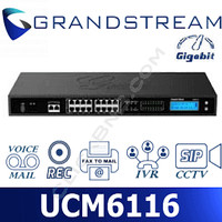 Grandstream UCM6116 IP PBX Series