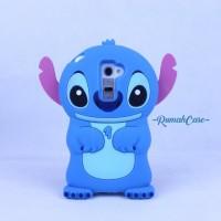 LG G2 STITCH 3D Soft Case Silicone Casing Lucu Imut Cute Case Karakter