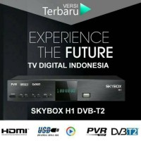 Jual Set Top Box DVB-T2 SKYBOX H1 TV Digital Bonus HDMI Murah