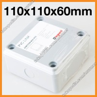 Junction Box 110x110x60 Legrand IP55 656800 Outdoor Duradus