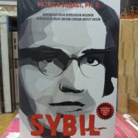 novel SYBIL karya Patrick suraci. PH.D./original.