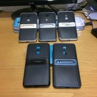 Xiaomi Redmi Note 4x Spigen Plus Slim Armor Stand Hard Case / Casing