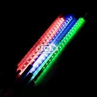 LED Meteor Light 5050 72 Mata RGB 50 Cm Dekorasi Hias Rain Shower