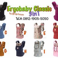 Ergobaby Carrier || Ergo Baby Klasik || Ergobaby 3in1 Classic