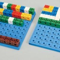 Gigo Cube Activity Board Alat Peraga Matematika