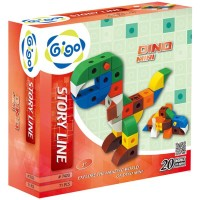 Gigo Dino Mini Educational Toys 3+
