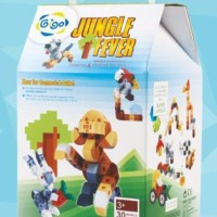 Gigo Jungle Fever Educational Toys 3+