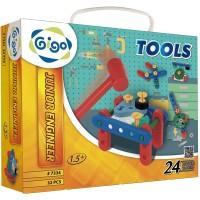 Gigo Tools Educational Toys 1,5+