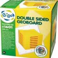 Gigo Double Sided Geoboard 5x5