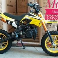 Motor mini trail medium 2 50cc 2 tak