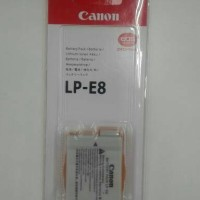 Baterai Canon LP-E8 / Lp E8 Canon EOS DSLR 550D 600D 650D 700D
