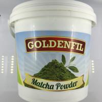 Jual MATCHA POWDER (bubuk minuman dan kue green tea) teh hijau Murah