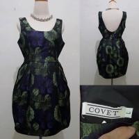 Jual Premium Preloved Low Back Dress by Love Bonito/ Preloved Party Dress Murah