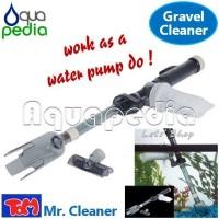Battery Gravel Cleaner TOM Mr Cleaner