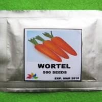 Harga benih wortel pack 500 biji   Pembandingharga.com
