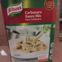 Knorr Carbonara Sauce Mix 750gr