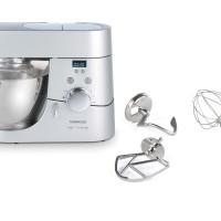 Kenwood KMC 030 Titanium Timer Chef Mixer / Mixer Berdiri KMC030