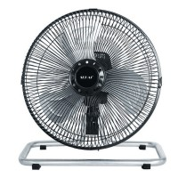 Sekai Metal Swing Desk, Wall Fan 10 Inch HFN1060 / HFN 1060